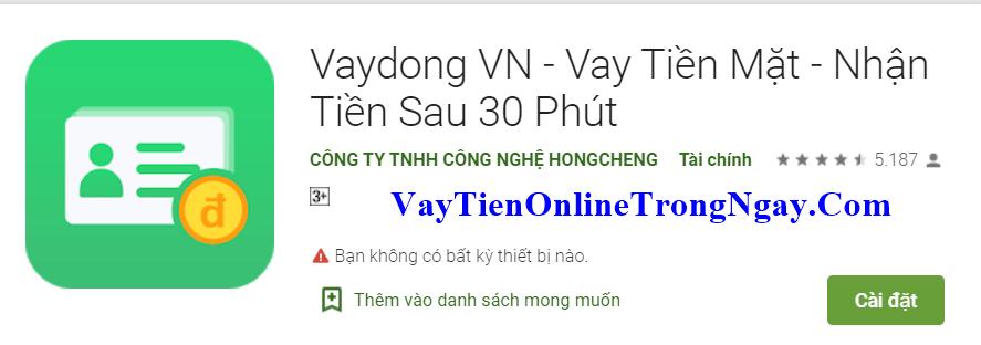 app vaydong vn