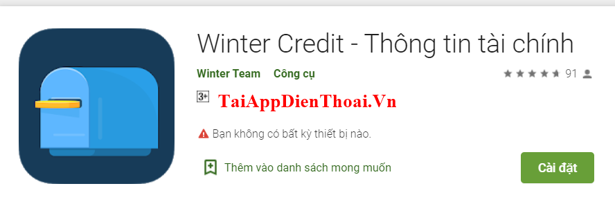 Winter Credit