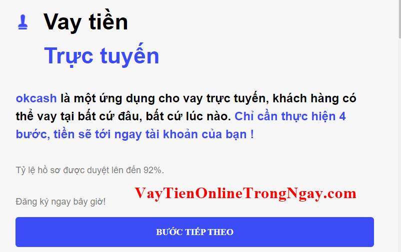 okcash app