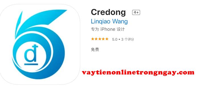 Credong app