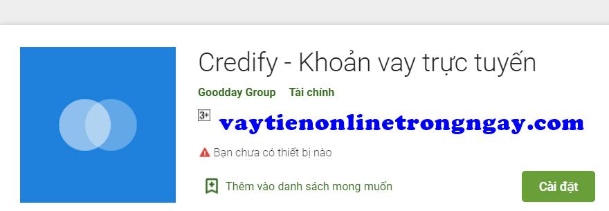 credify min