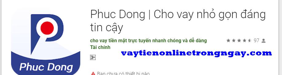 Phuc Dong