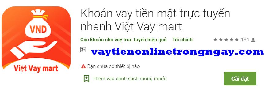 việt vay mart